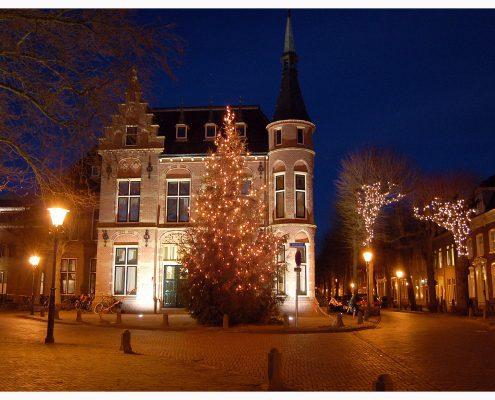 Kerstdorp Noordwijk